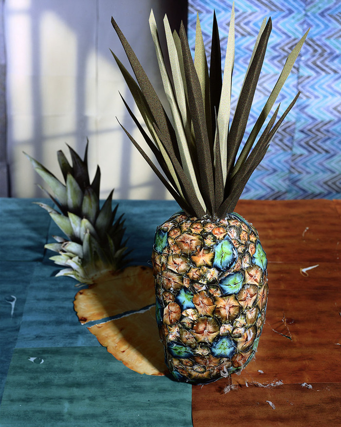 Pineapple and Shadow